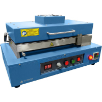 Compact Tape Casting Coater with 250 mm (W) x 400 mm (L) heated vacuum bed and active carbon filter | MTI Turkey