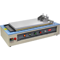 Large Automatic Film Coater with 12 inches (W) x 24 inches (L) heatable vacuum bed (100ºC max.) and 250 mm doctor blade | MTI Turkey