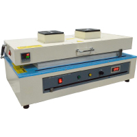 Large Automatic Film Coater with heating cover and 250 mm adjustable doctor blade | MTI Turkey