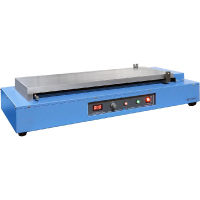 Long Tape Casting Coater 250 mm (W) x 800 mm (L) vacuum bed with adjustable doctor blade and optional heater | MTI Turkey