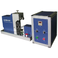 Desktop Semi-Auto Grooving Machine for 50100 cylinder cell only | MTI Turkey