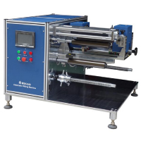 Roll to Roll Edge Slitting Machine (max. 300mm width) for electrodes of cylindrical and pouch battery | MTI Turkey