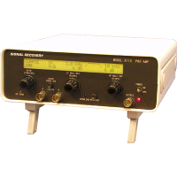 Model 5113 Low Noise Voltage Preamplifier | SIGNAL RECOVERY Turkey