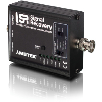 Model 5402 Low Noise Current Amplifier | SIGNAL RECOVERY Turkey