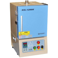 UL Standard 1200°C Small Box Furnace (4.2 liter) with Programmable Controller | MTI Turkey