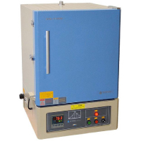 UL-Standard Large Muffle Furnace (64 Liter, 1100°C max) with Programmable Controller and Venting Port | MTI Turkey