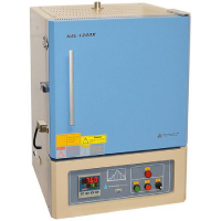 UL-Standard 1200°C Muffle Furnace (27 Liter) with Programmable Controller and Venting Port | MTI Turkey
