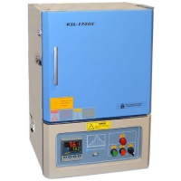 UL Standard 1700°C Bench-Top Muffle Furnace (3.6 Liter) with Temperature Controller | MTI Turkey