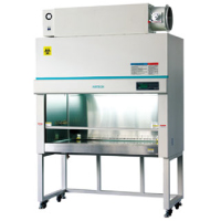 BHC-IIA2 Biosafety Cabinet provides vertical laminar airflow and ensures the cleanliness of ISO Class 5 (Class 100) or ISO Class 4 (Class 10) | AIRTECH Turkey