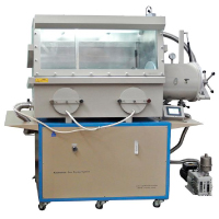 Stainless Steel Glove Box with Automatic Purification and Vacuum Flange for Li-Ion Battery Assembling | MTI Turkey