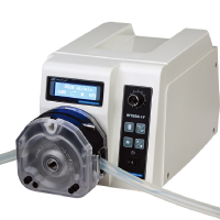 WT600-1F is a dispensing type peristaltic pump with flow rates ranging from 0.7 mL/min to 6.0 L/min | LONGER PUMP Turkey