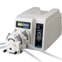 WT600-2J is a peristaltic pump with flow rates ranging from 4.2 mL/min to 6.0 L/min | LONGER PUMP Turkey