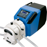 WT600-4F is an industrial type peristaltic pump with flow rates ranging from 100 mL/min to 11.0 L/min | LONGER PUMP Turkey