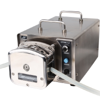YT600-1J is an industrial peristaltic pump with flow rates ranging from 0.6 L/min to 11.0 L/min | LONGER PUMP Turkey