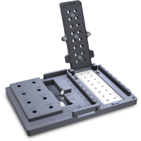 Microtiter plate with 16 micro-drop wells for low volume (2 µl) absorbance measurements | BMG LABTECH Turkey