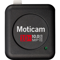 Moticam 10 Plus digital microscope camera with 10.0 MP resolution, CMOS sensor and USB 3.0 connection | MOTIC Turkey