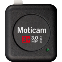 Moticam 3 Plus digital microscope camera with 3.0 MP resolution, CMOS sensor and USB 3.0 connection | MOTIC Turkey