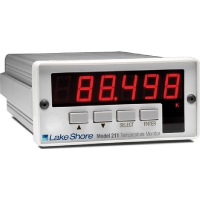 Model 211 single-channel cryogenic temperature monitor precisely measures temperature from 1.2 K to 800 K including temperatures in high vacuum and magnetic fields | LAKESHORE CRYOTRONICS Turkey